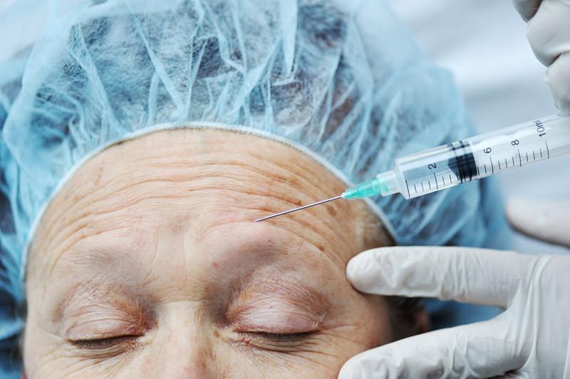 美容皮膚科で治療